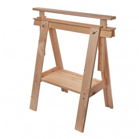 Tischbock höhenverstellbar Holzbock