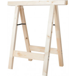 Starker Holzklappbock